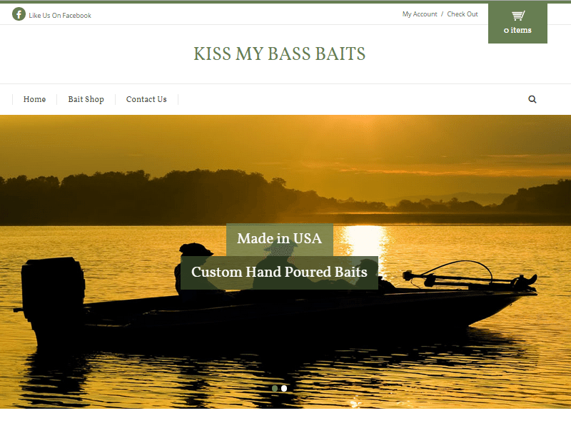Kiss My Bass Baits