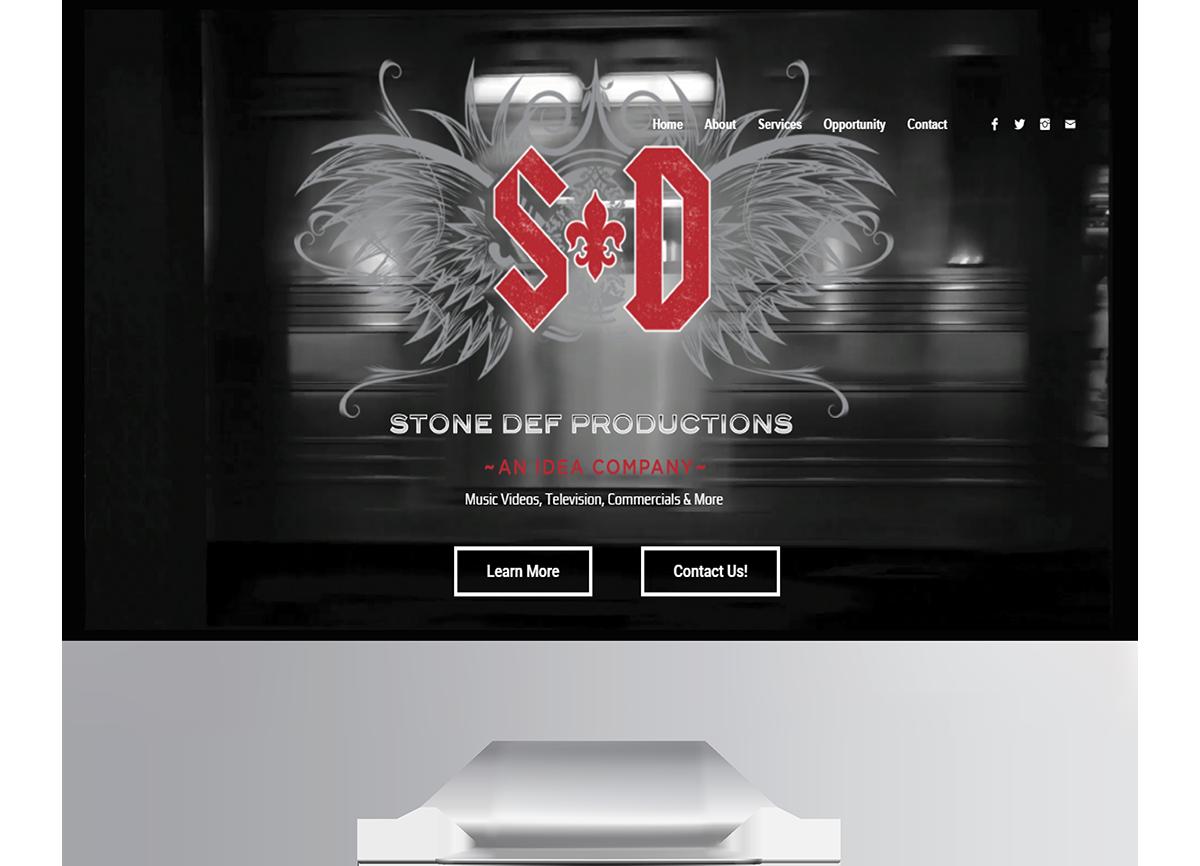 Video Production Website