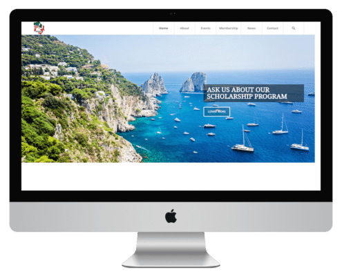 Web Design for Networking Group