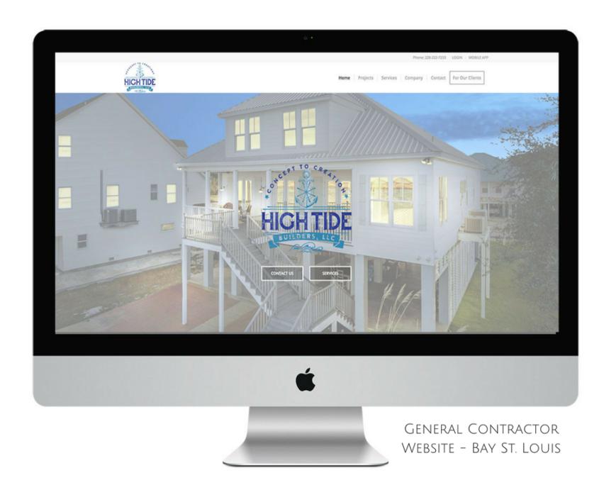HIGH TIDE BUILDERS, LLC