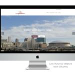 New Orleans Law Practice Web Design