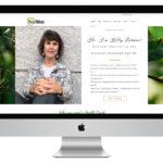 Health Coach Web Design - Pursue Wellness for You