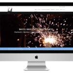 Bayou Manufacturing Web Design