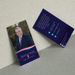 Business Card Randy Fandal Campaign