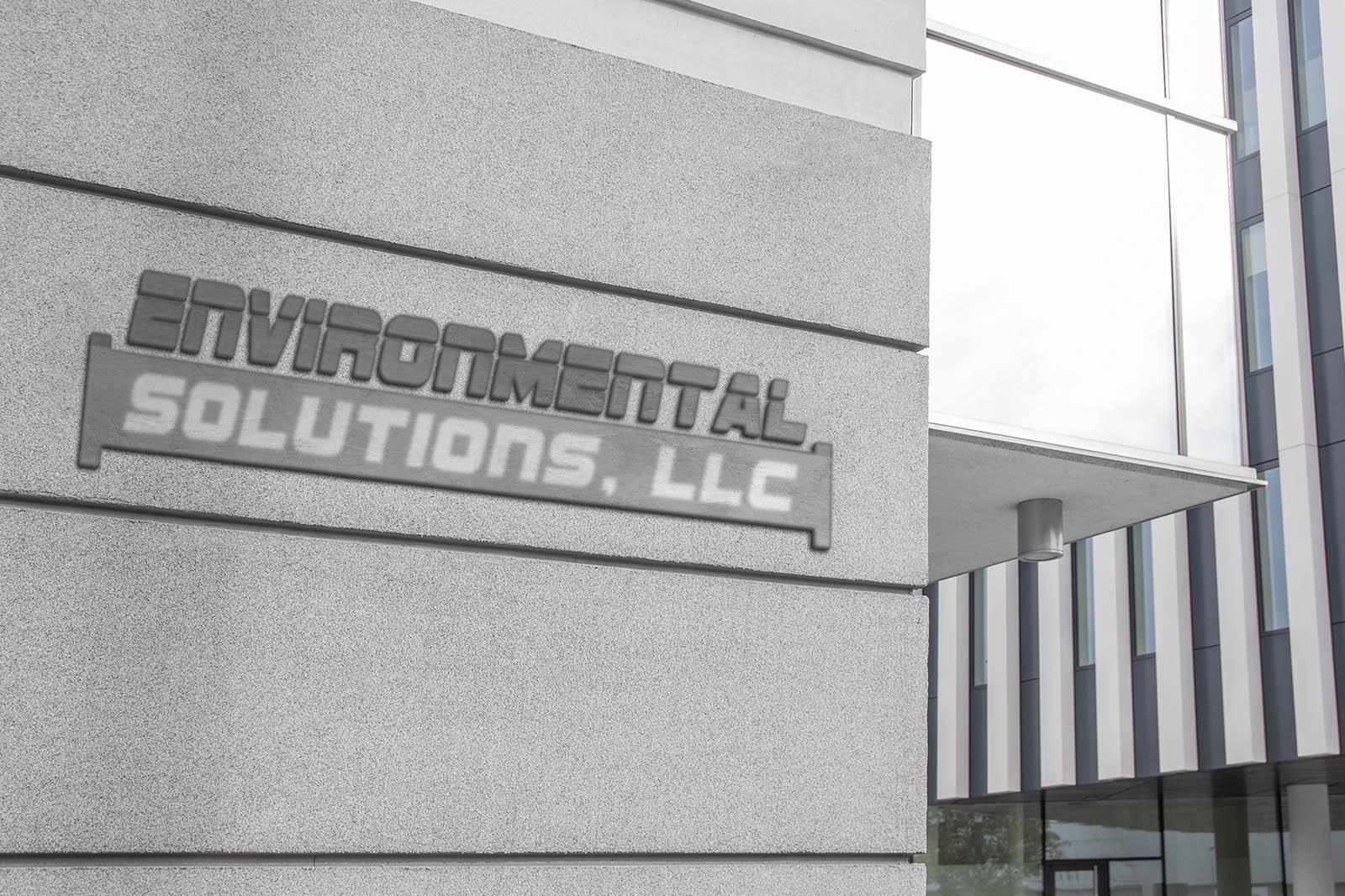 Environmental Solutions Logo Design