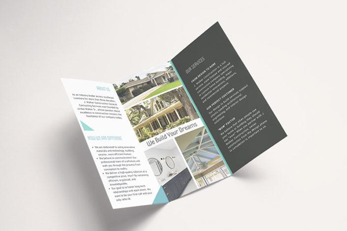JWalker Construction Brochure