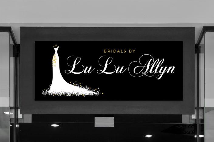 Logo Design Lulu Allen
