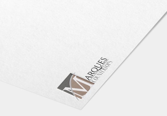 Marques Countertops Logo Design
