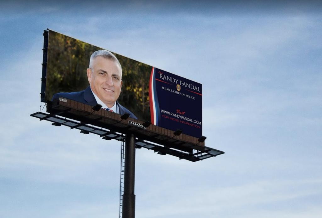 Randy Fandal Billboard