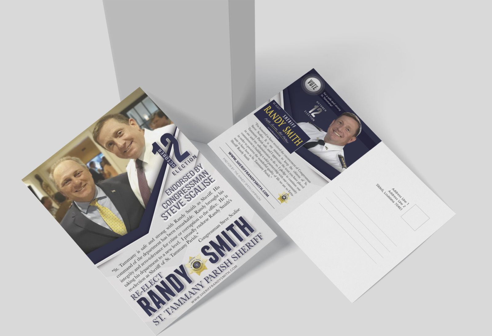 Scalise Mail out