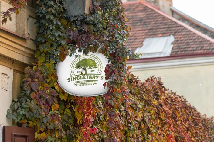 Singletary Tree Service Logo
