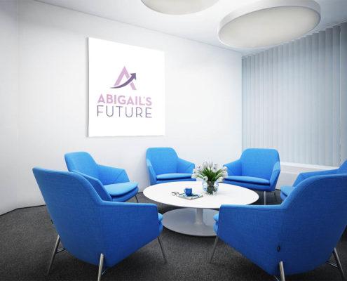 Abigail's Future Logo Design